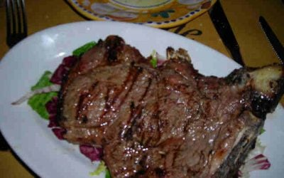 Italian Seasoned Grilled Steak