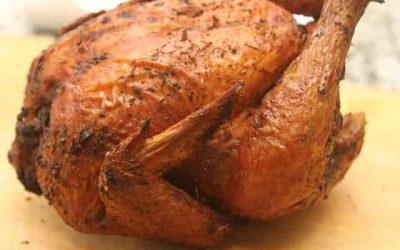One Pot Roast Chicken